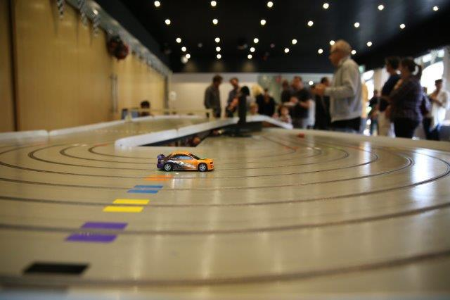 slot cars, hire,