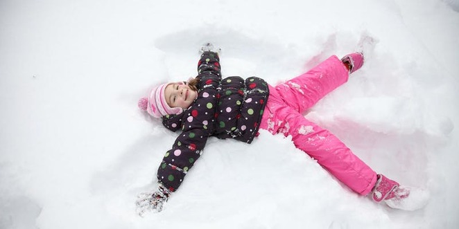 Snow Angels @ Winter Utopia