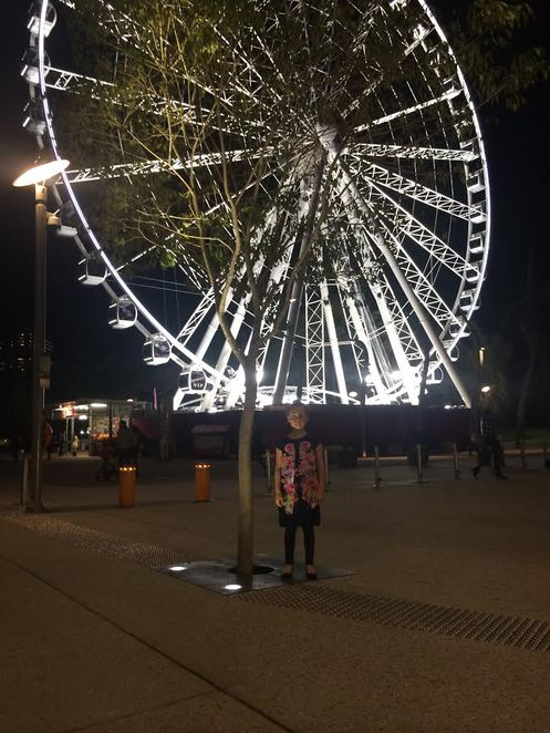 Southbank, whats on for kids, Night activities, Brisbane Wheel