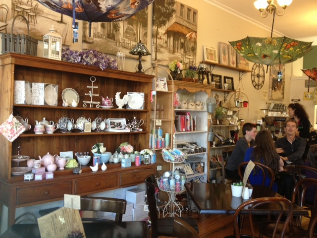 Succulent, tea,house,rooms,high,emporium,old,fashioned,lilydale,yarra,valley