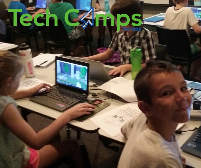 TechCamps4Kids Holiday Program