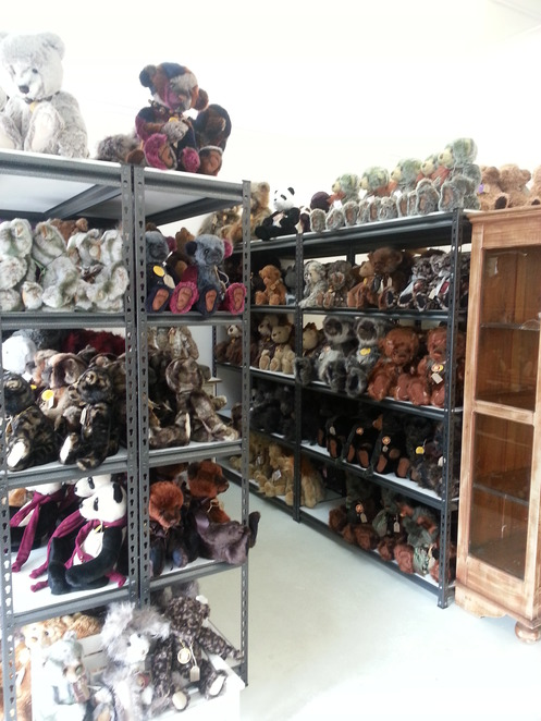 Teddy Bears, Collectables, Online sales
