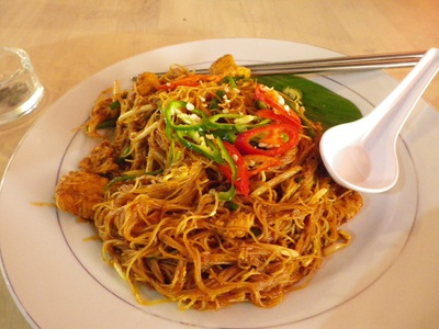 thai fried mee hoon