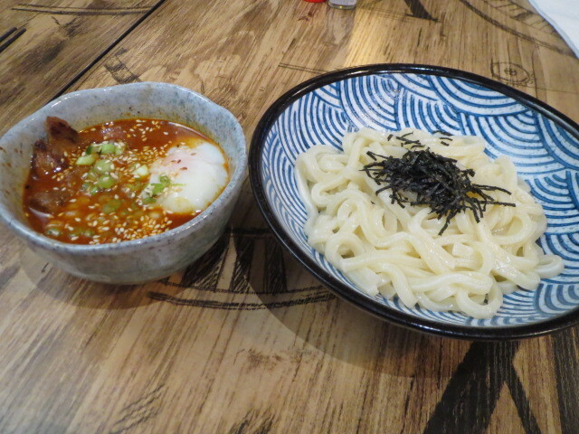 The Donburi House, Dan Dan Chasui Stir Udon, Adelaide