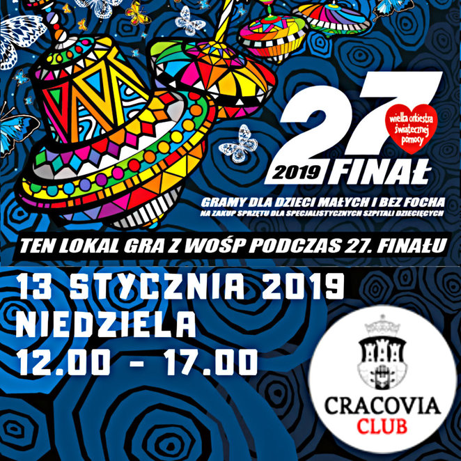 the great orchestra of christmas charity, wosp 2019, cracovia club inc, wielka orkiestra swiatecznej pomocy perth wa, community event, fun things to do, bennett springs, charity, fundraiser, polish hospitals, donations, free entertainment