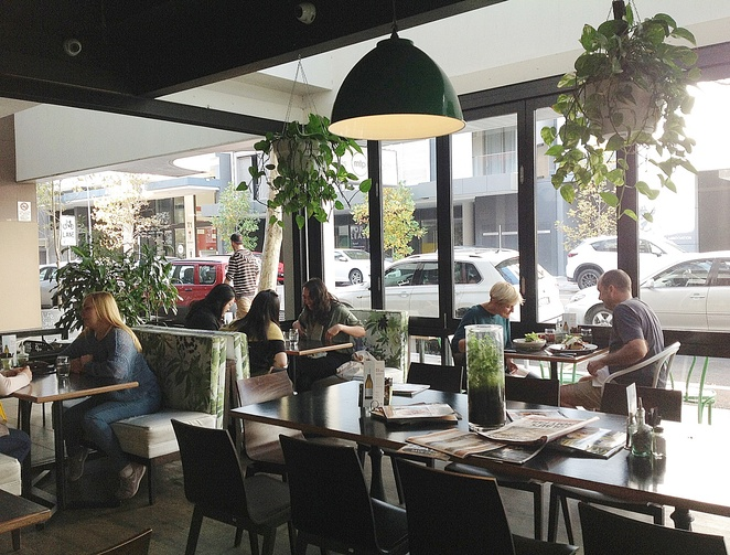 The Moody Chef, St Leonards eatery