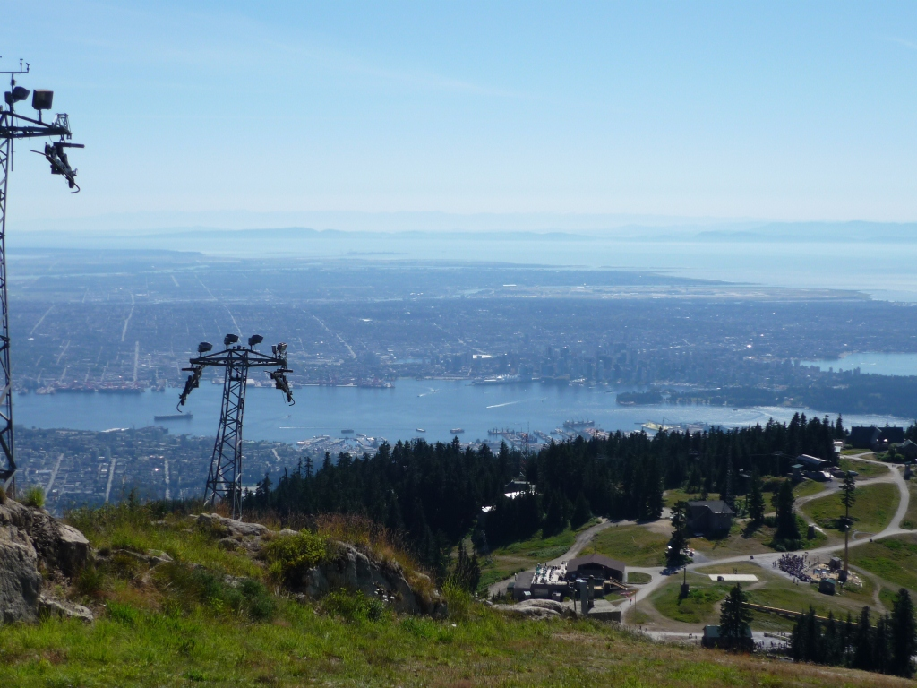 Grouse Mountain - Summer - Vancouver