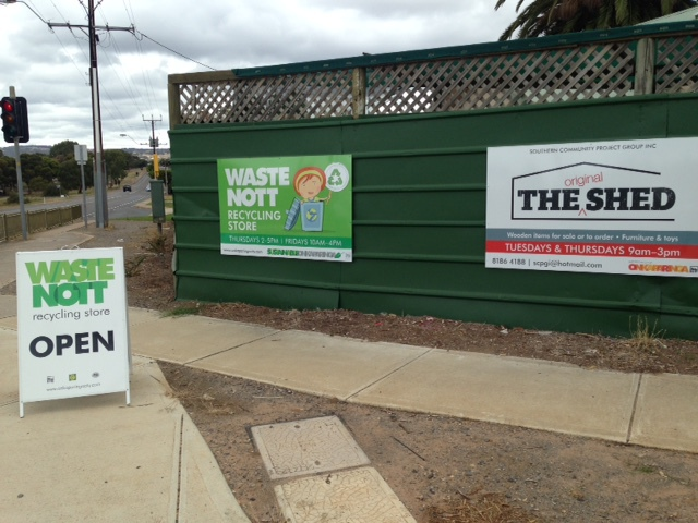 waste nott recycling store, sustainable onkaparinga, city of onkaparinga,eco friendly activities, crafts and arts, teacher resources, recycling crafts, creative activities, recycling store