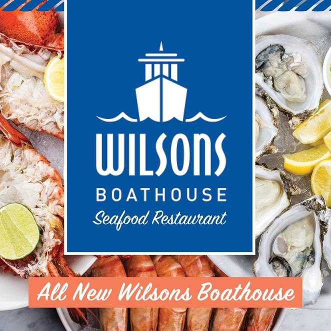 Wilsons boathouse