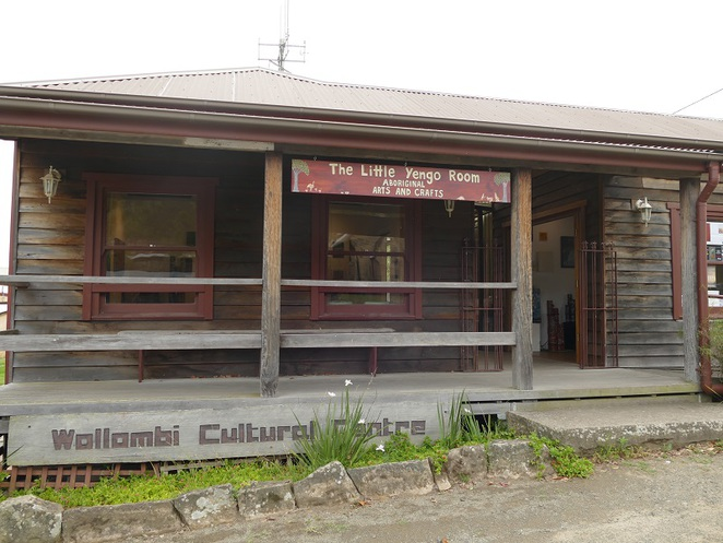 wollombi cultural centre