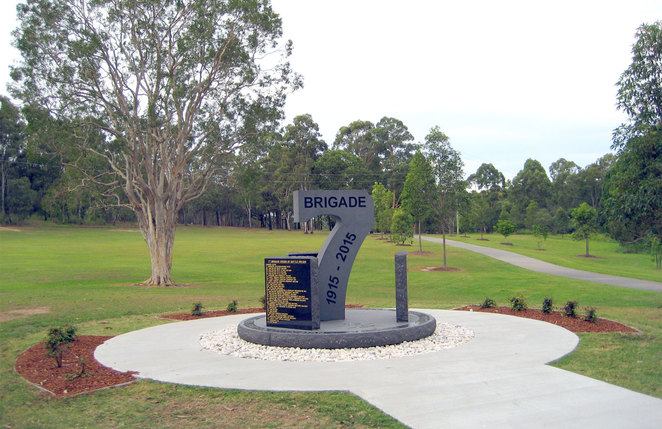 The 7th Brigade Park in Chermside