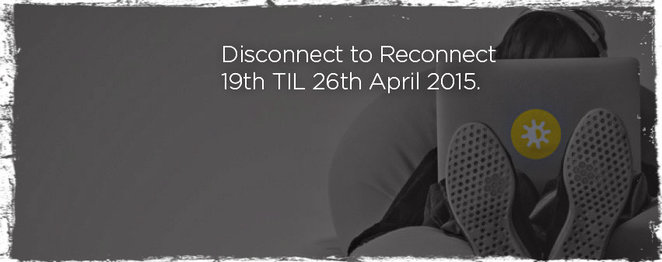 7till7 challenge, disconnect to reconnect, headspace, depression, national youth mental health foundation, technology, isolation, connection, charity, raise funds, everyday hero