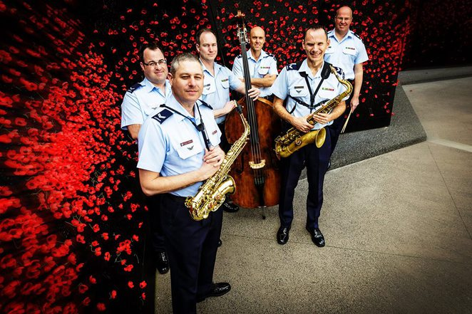 air force band jazz group