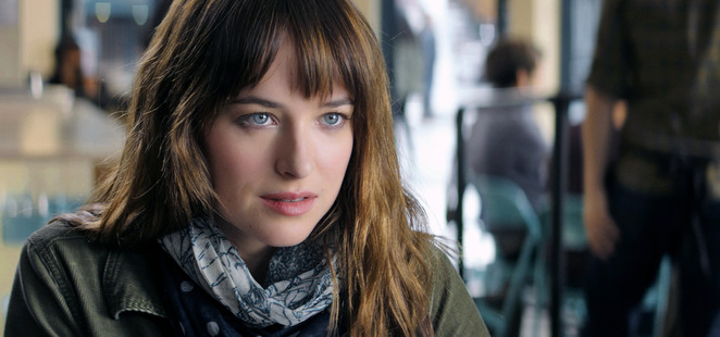 Anastasia Steele 50 Shades of Grey