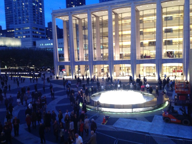 Ballet The Lincoln Center New York City