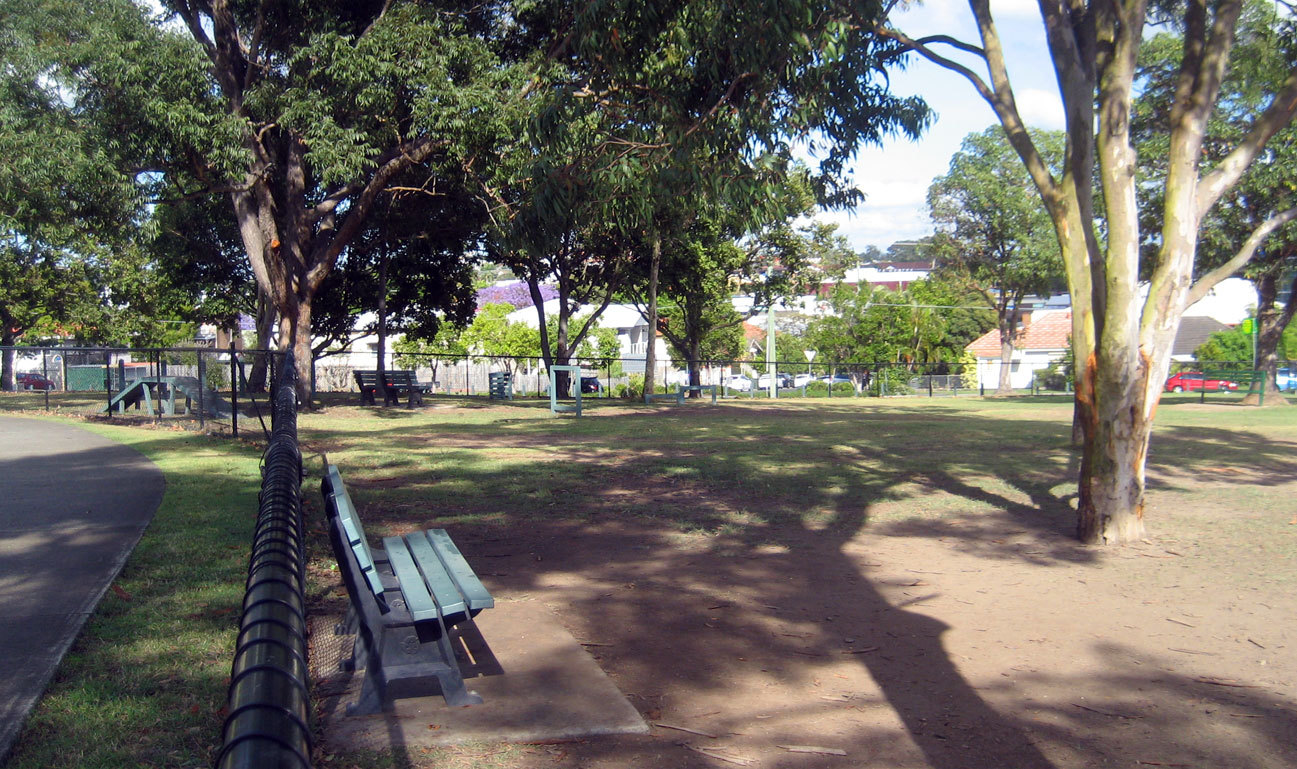 Image result for Northey St Park