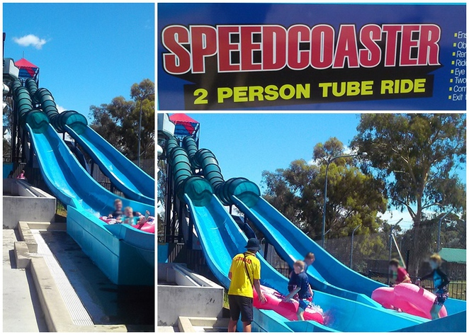 big splash waterpark, canberra, ACT, macquarie, swimming pools, splash parks, water play, toddlers, speed coaster,