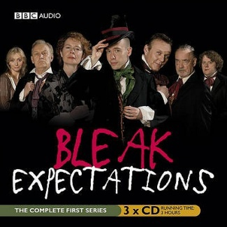 bleak expectations, dickens, comedy, radio
