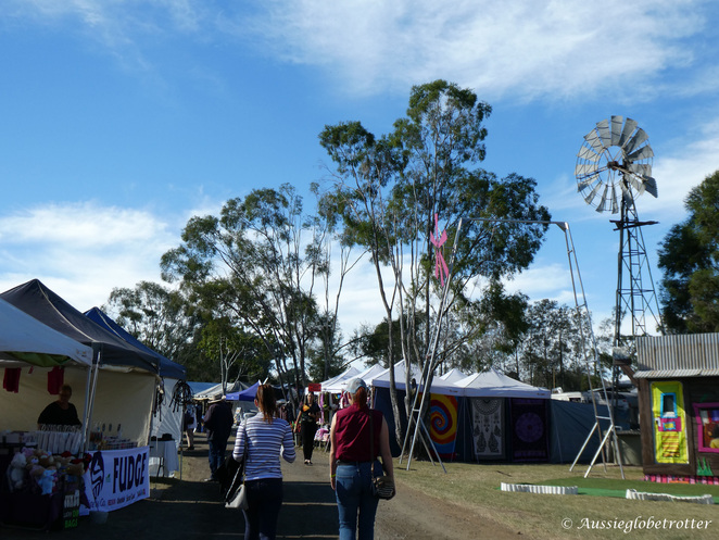 Boonah Show, May, Scenic Rim, rides, cattle, fireworks, food, fun