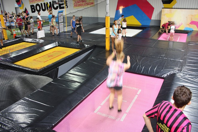 bounce, trampoline, cannington, birthday, jumping, arena, dodgeball