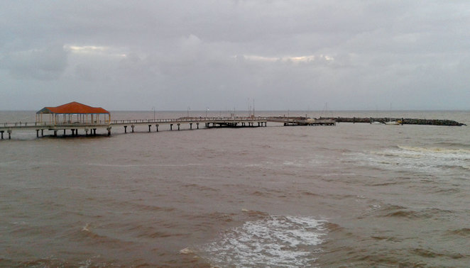 The Redcliffe Jetty