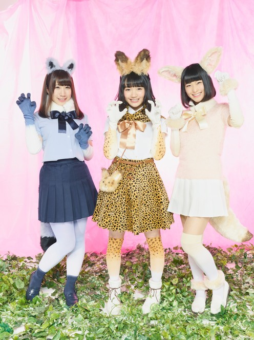 Kemono friends, Chara Expo, Chara Expo 2017, singapore cosplay, Japanese anime, mangaka singapore