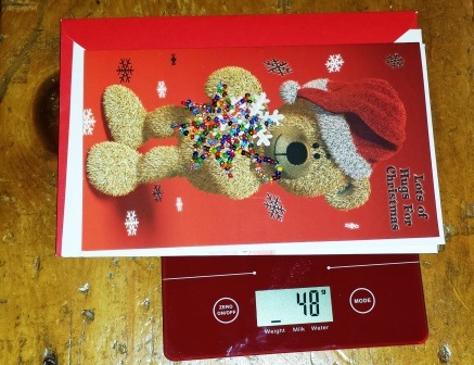 Christmas cards, Christmas presents, Australia Post, postage costs, overseas mailing