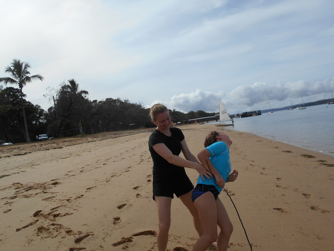 coochiemudlo island, moreton bay, beach, fishing, weekend escape, day trip, kayaking, sailing, bike riding.
