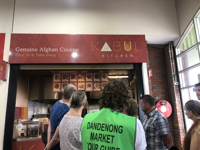 Dandenong Market Street Food Tours ethnic food tour and tastings