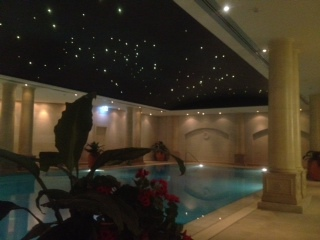 day spa pool
