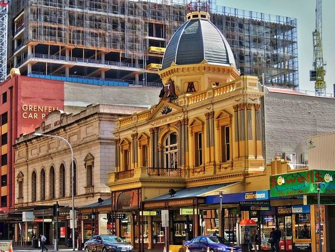 domes in adelaide, domes, Adelaide, cupolas, dome, cupola, adelaide arcade, crowning glory, cupola or dome