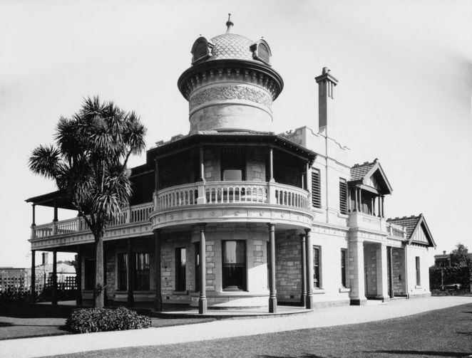 domes in adelaide, domes, Adelaide, cupolas, dome, cupola, neidpath north adelaide, turreted dome