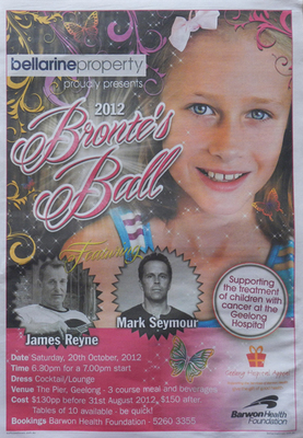 Bronte's Ball 2012