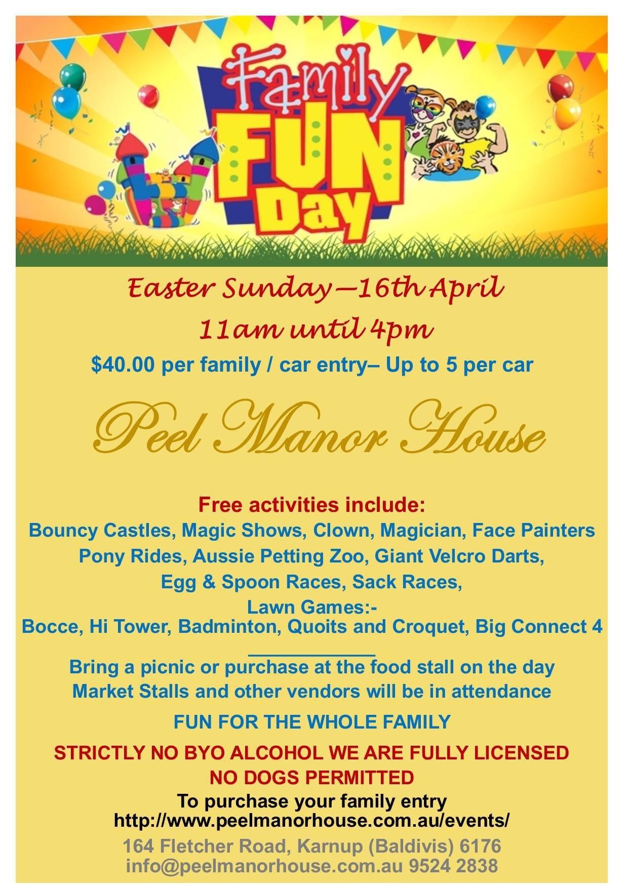 Easter egg hunts in perth 2017 perth easter egg hunts perth easter perth 2017 easter eggs perth easter events perth negle Gallery
