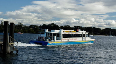 Macleay Island Ferry Timetable