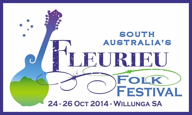 Fleurieu Folk Festival at Willunga: 2014