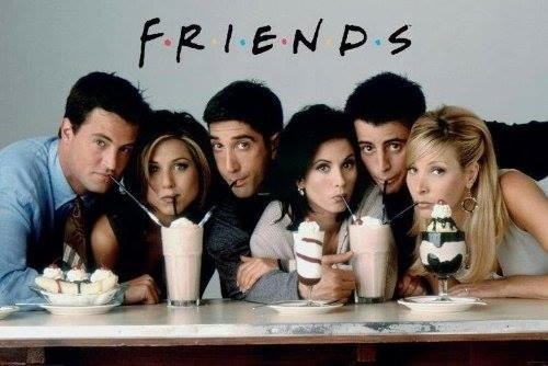 Friends,binge,movie