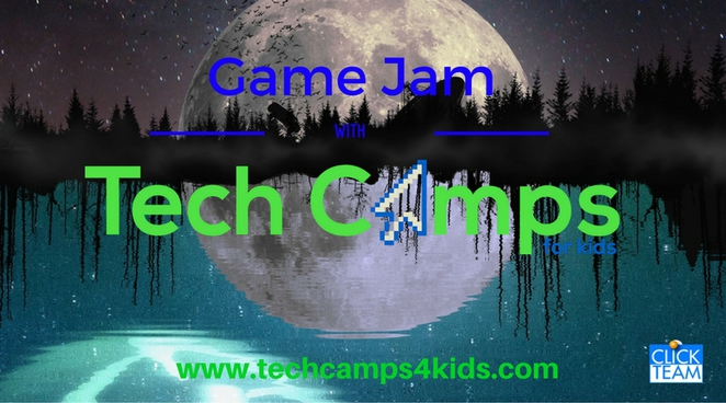 Game Jam TechCamps for Kids