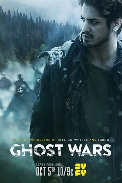 Ghost Wars, tv series, spooky tv shows, ghost story, Netflix