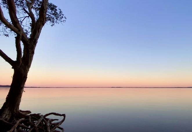 Find serentity at Habitat Noosa Everglades Ecoc Camp on Lake Cootharaba