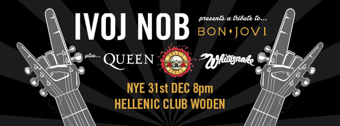 hellenic club, bon jovi tribute band, new years eve 2017, canberra, new years eve, clubs, bands, live music,