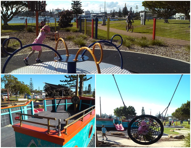 levvis place, playgrounds, port macquarie, NSW, mid north coast, best playground, port macquarie, family, school holidays, toddlers, pre schoolers,