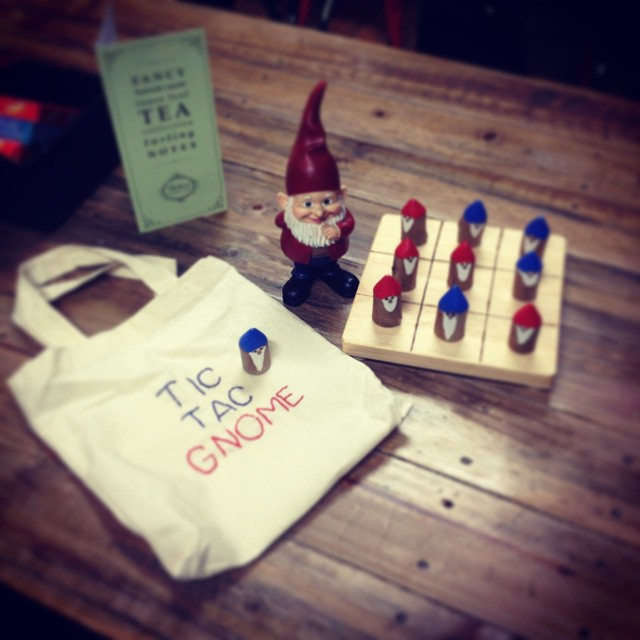 little, gnome, book, coffee, shop, store, wynnum, games