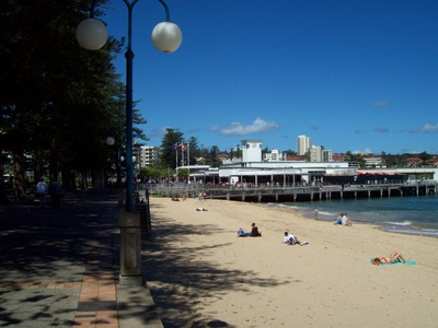 Manly Cove Beach