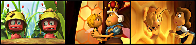 maya the bee movie, film review, movie review, jackie weaver, noah taylor, richard roxburgh, kodi smit-McPhe, Miriam Margolyes, Justine clark, coco jack gillies, cosma shiva hagen, german fairy tale