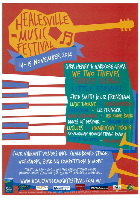music dance food wine weekend holiday fun arts we two thieves