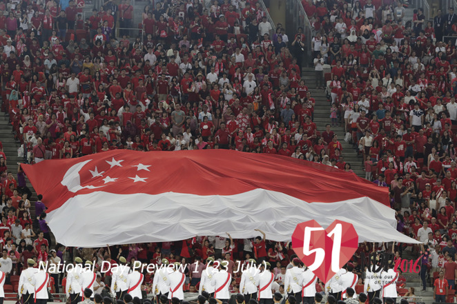 NDP, SG51, Singapore National Day 2016, 51 ideas to celebrate NDP, Singapore 51 birthday, Singapore independence day, Singapore Flag, Bendera Singapura