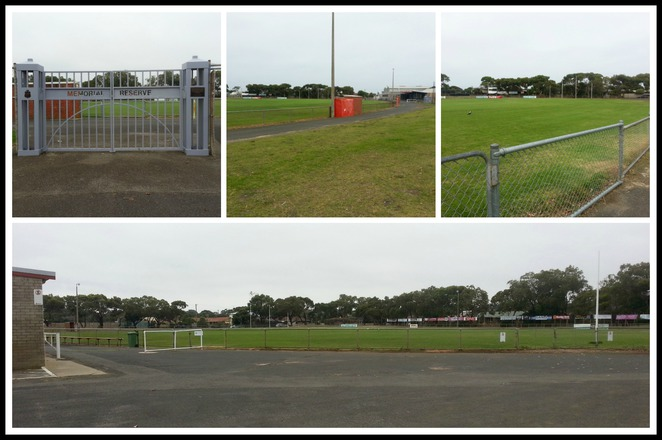 Ocean Grove Memorial Recreation Reserve, The Avenue, Ocean Grove, oval, grass, sport, cricket, football, Gate, entrance