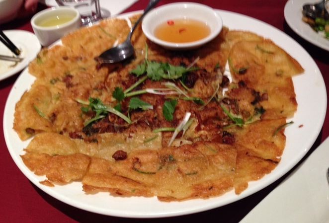 Oyster Omelette, Ding Hao