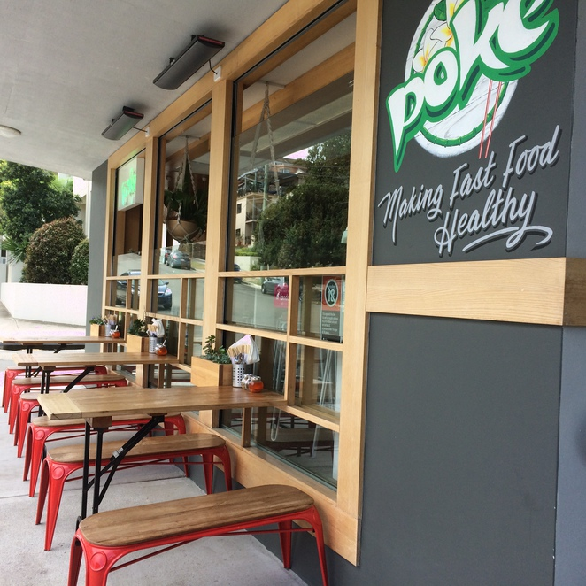 poke coogee healthy